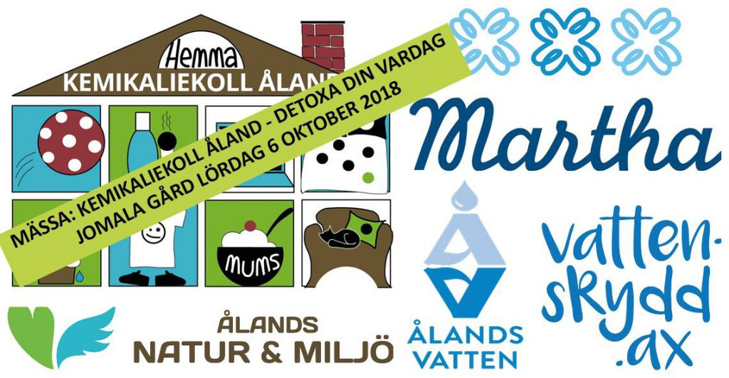 Mässa Kemikaliekoll Åland