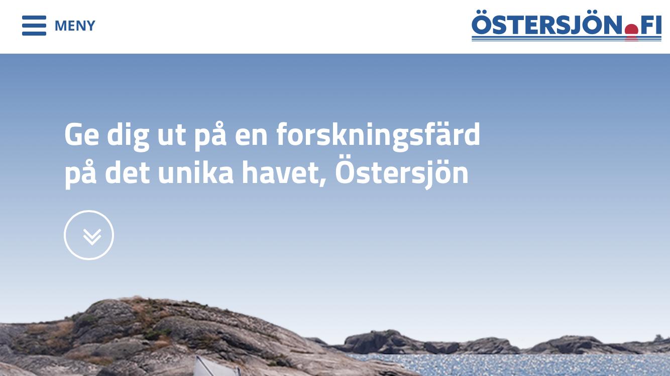 östersjön.fi.skärm
